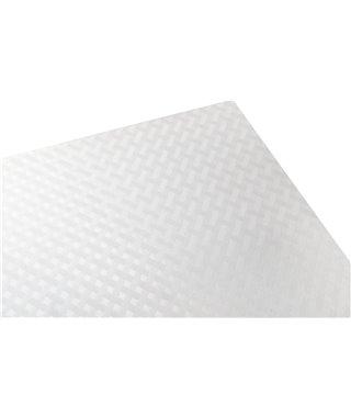 Коврик противоскользящий Agoform AGO TEX 11010001, белый, размер 2000+/ 10х500+/ х1,1мм