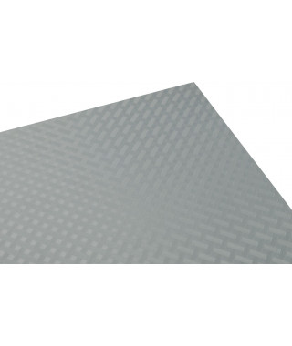 Коврик противоскользящий Agoform AGO TEX 11010002, серый, размер 2000+/ 10х500+/ х1,1мм