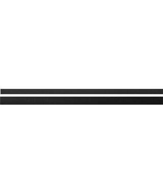 Декоративные планки Kuppersbusch 6002, Black Velvet