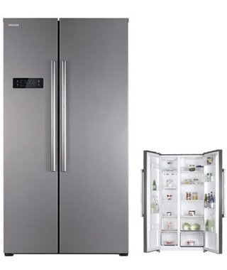Холодильник Graude GRAUDE SBS180.0E