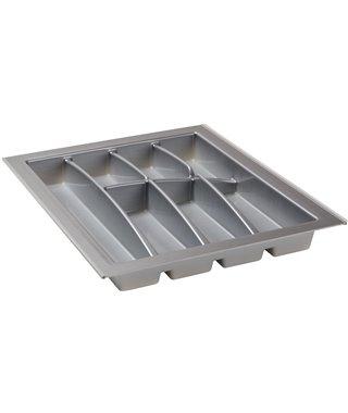 Лоток для столовых приборов Dirks LINE 12020020, ширина фасада 450 для Blum Tandembox глубиной 500