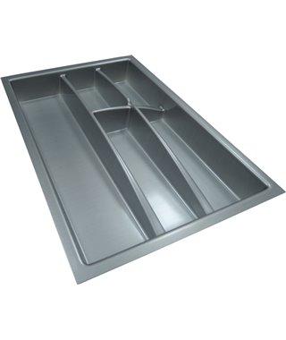Лоток для столовых приборов Dirks BRIDGE 12020003, ширина фасада 400 для Blum Tandembox глубиной 500