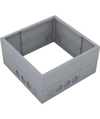 Разделитель для выдвижных ящиков Ninkaplast Easy FLEX 14240025, серый