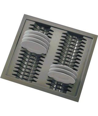 Лоток для тарелок Agoform Ago Plate 12010034, в ящик Blum Tandembox на ширину фасада 600 мм