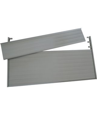 Полка для хозяйственных принадлежностей Ninkaplast 14240013, на ширину корпуса 900 мм
