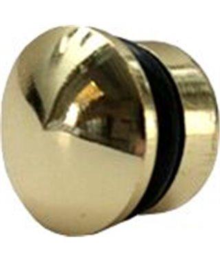 Заглушка для рейлинга Lemi 35106, латунь