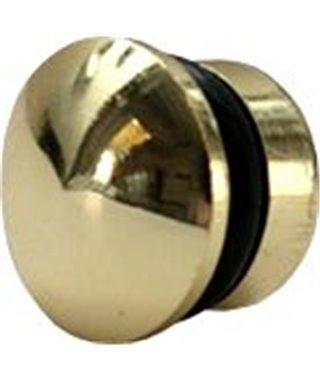 Заглушка для рейлинга Lemi 3510D, золото