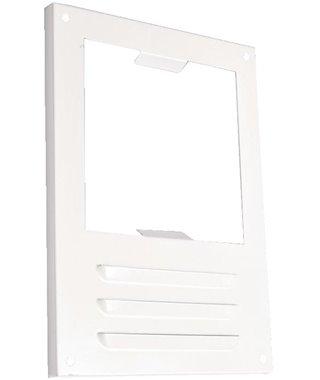 Вентиляционная решетка Elikor 126, белый