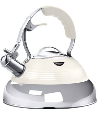 Чайник для плиты Maunfeld MRK-119BG, бежевый
