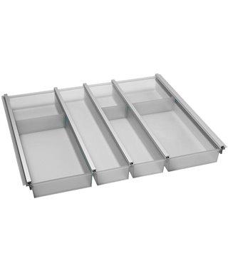 Лоток для столовых приборов Ninkaplast Cuisio Pro 12240023, шир.фасада 600