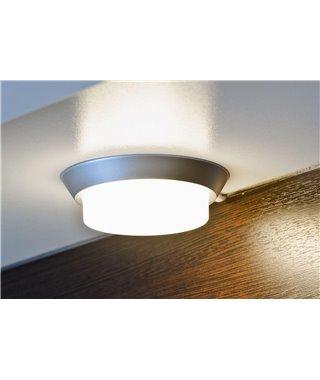 Люминесцентный светильник Elektra LD 5000 53117126, накладной, цвет корпуса алюминий, свет дневной