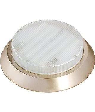 Люминесцентный светильник Elektra LD 5000 53117122, накладной, цвет корпуса сатин, свет дневной