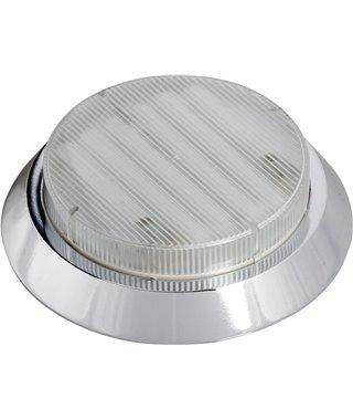 Люминесцентный светильник Elektra LD 5000 53114502, накладной, цвет корпуса хром, свет теплый