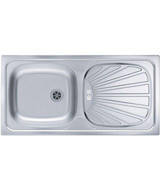 Кухонная мойка Alveus Basic 80, 860x435, 1008844