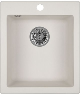 Кухонная мойка Granula GR-4201, арктик