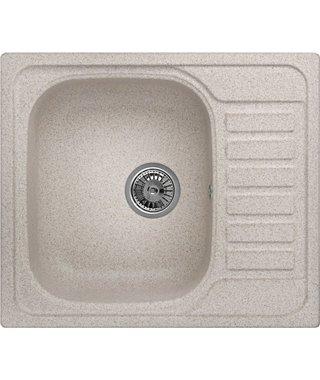 Кухонная мойка Granula GR-5801, классик, 575x495 мм