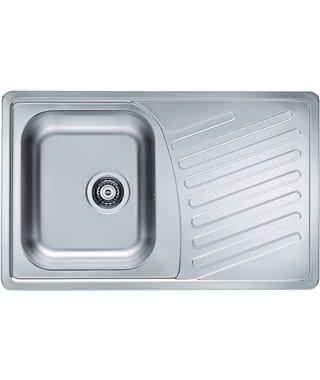 Кухонная мойка Alveus Elegant 30, сифон, 810x510, 1009381