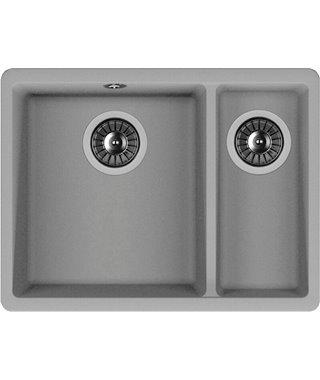 Кухонная мойка Florentina ВЕГА 335/160 New, Грей