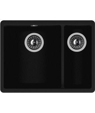 Кухонная мойка Florentina ВЕГА 335/160, Черный