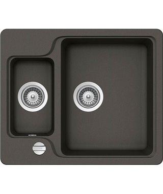 Кухонная мойка Schock Cambridge 60, баварский камень, Cristadur, 610x510, 700997