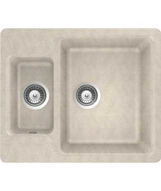 Кухонная мойка Schock Cambridge 60, саббиа, Cristalite 610x510