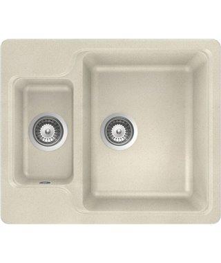 Кухонная мойка Schock Cambridge 60, эверест, Cristalite 610x510