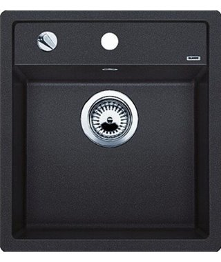 Кухонная мойка Blanco DALAGO 45-F SILGRANIT антрацит