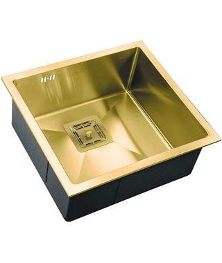Кухонная мойка Zorg SZR-4844 Bronze