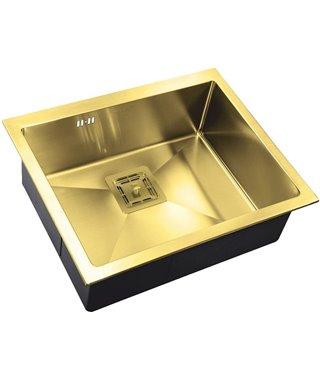 Кухонная мойка Zorg SZR-5844 Bronze