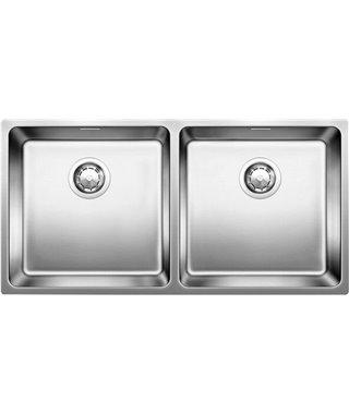 Кухонная мойка Blanco ANDANO 400/400-U InFino