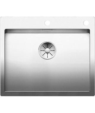 Кухонная мойка Blanco Claron 550-IF/А, зеркальная полировка