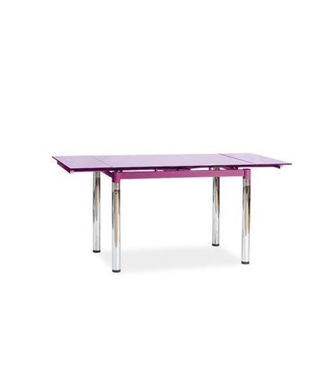 Стол обеденный Signal GD-018 (фиолетовый)