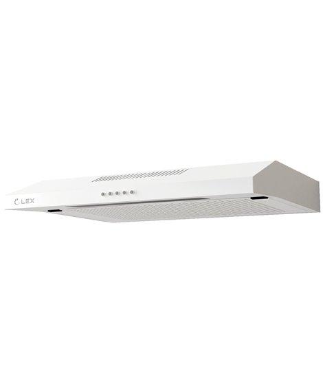 Вытяжка плоская Lex S 600 White