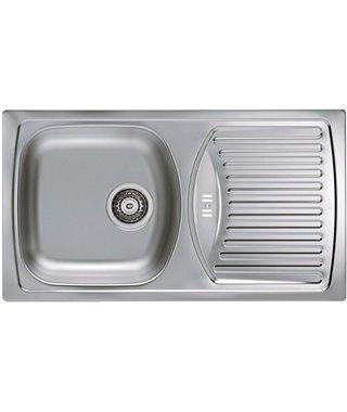 Кухонная мойка Alveus Basic 150 Sat/Сатин