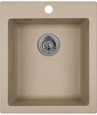 Кухонная мойка Granula GR-4201, песок