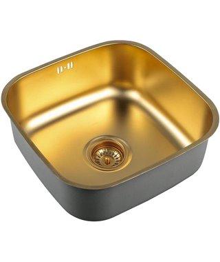 Кухонная мойка Zorg SZR 4040 Bronze