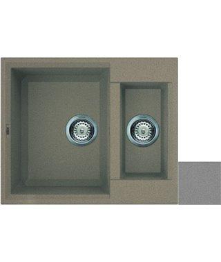 Кухонная мойка Elleci EASY 150, 600*500, granitek (48) LGY15048