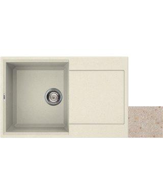 Кухонная мойка Elleci EASY 300, 790*500, granitek (G2) LGY300G2