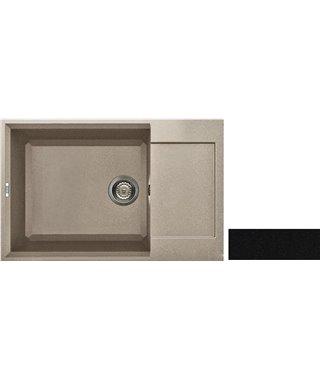 Кухонная мойка Elleci EASY 310, 780х500 LGY30040, granitek (40)