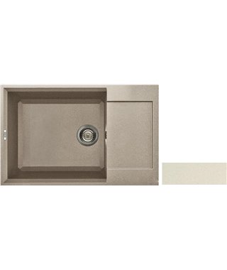 Кухонная мойка Elleci EASY 310, 780х500 LGY30051, granitek (51)