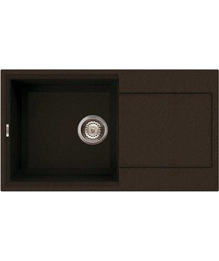 Кухонная мойка Elleci Easy 290, 780x435, metaltek (78) LMY29078