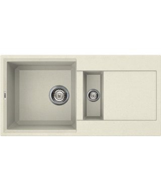 Кухонная мойка Elleci Easy 425, 860*435, granitek (62) LGY42562