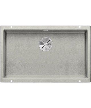 Кухонная мойка Blanco Subline 700-U SILGRANIT жемчужный, с отв.арм. InFino