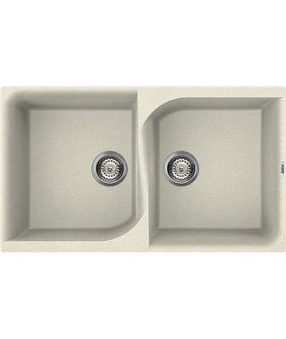 Кухонная мойка Elleci Ego 450, 860*500, granitek (62) LGE45062