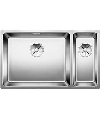 Кухонная мойка Blanco Andano 500/180-U InFino, полированная, левая, 522991