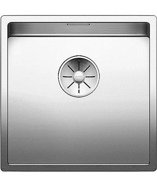 Кухонная мойка Blanco Claron 400-U, зеркальная полировка