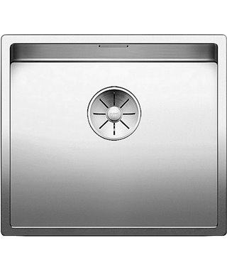 Кухонная мойка Blanco Claron 450-U, зеркальная полировка