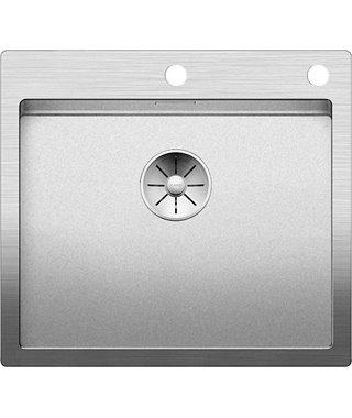 Кухонная мойка Blanco CLARON 500-IF/A, нерж.сталь Durinox