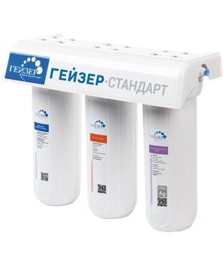 Фильтр для воды Гейзер Стандарт, для жесткой воды