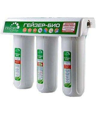 Фильтр для воды Гейзер Био 331, без крана